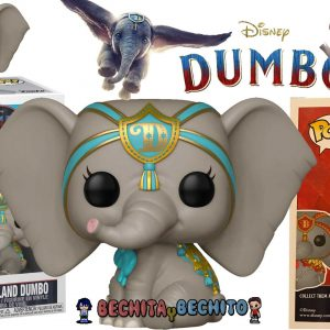 Funko Pop  Dreamland Dumbo 512 Disney