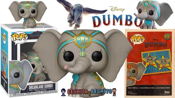 Funko Pop Dreamland Dumbo 512 Disney