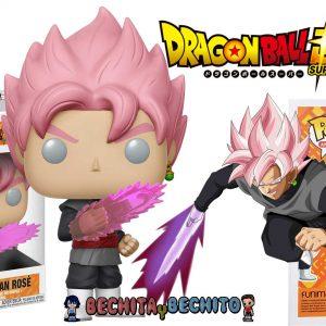 Funko Pop Super Saiyan Goku Rose 260
