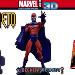 mageneto x men marvel 3d salvat