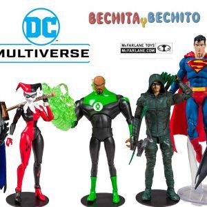 DC Comics Multiverse McFarlane